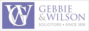 Gebbie Wilson Logo