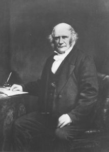 Scotland's oldest law firm: William Gebbie, Founder
